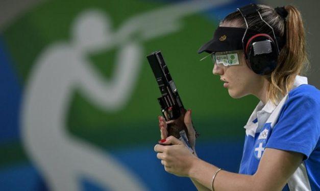 Anna Korakaki wins Gold Medal at the World Cup!