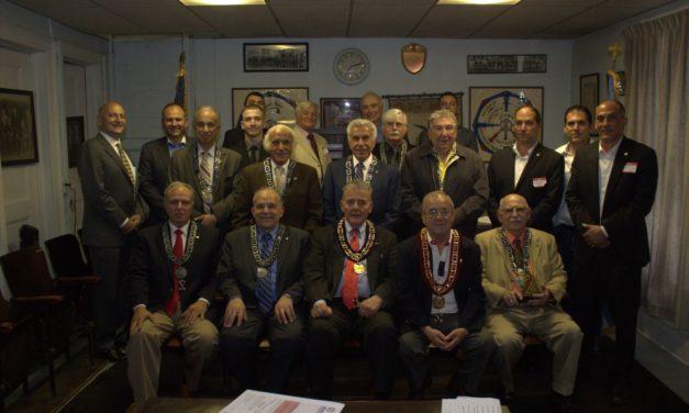 Binghamton, New York rejoins the AHEPA Family