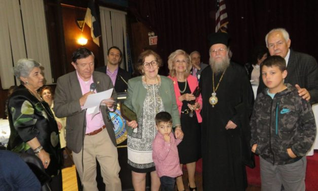 Contribution of Grandparents and Parents Supporting Greek Education Held