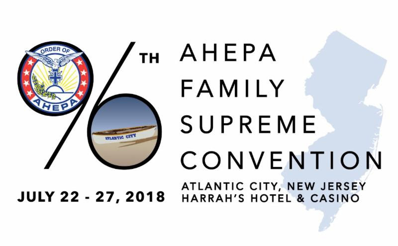 Annual AHEPA Supreme Family Convention heads to Atlantic City