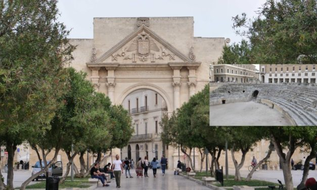 Επίσκεψη στη Μεγάλη Ελλάδα