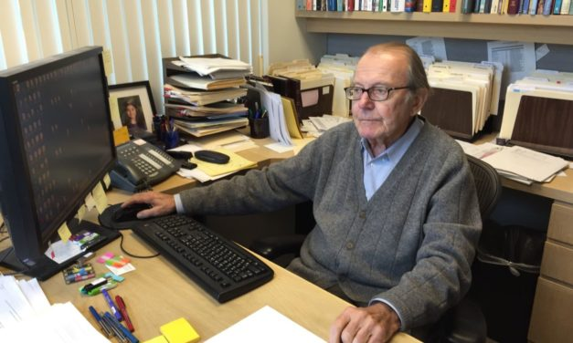 Sad to report the passing of esteemed scholar and PAAKritiko Pelagos memberGeorge StamatoyannopoulosM.D.,Dr.Sci.