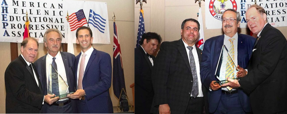 AHEPA Grand Banquet Honors Community Excellence