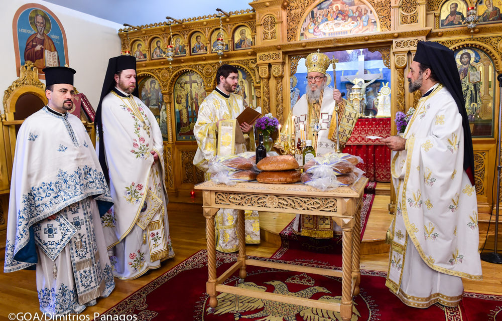 """We are Sons and Daughters of Light,"" says Archbishop Demetrios, on the Feast of the Transfiguration of Christ"