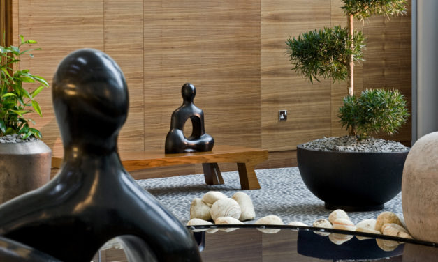 AN EXQUISITE SPA AND SERENE TEA ROOM
