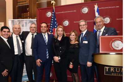 NHS Chairman Leads Effort to Bring Hellenism to Young Greek Americans