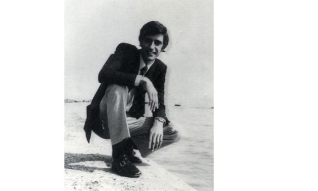In memory of Kostas Georgakis (1948 – 1970), the Corfu student who set himself on fire on September 19, 1970, in protest of the dictatorship in Greece