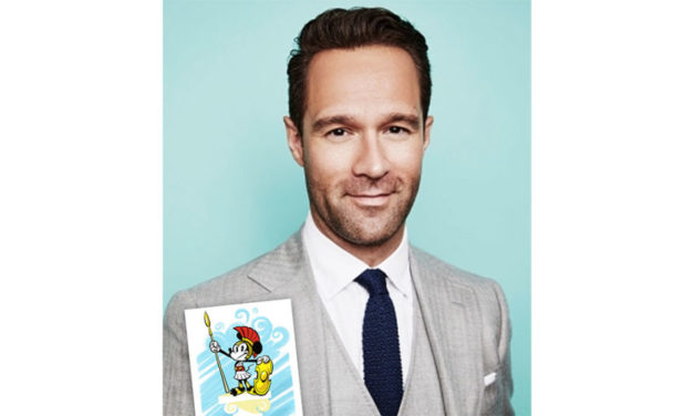 Chris Diamantopoulos to emcee THI's 6th Annual Gala!