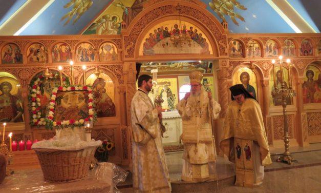 History Created at Transfiguration Church, Mattituck Feast Day