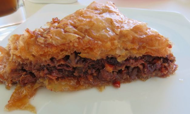 On the Road in Greece: In Search of Baklava