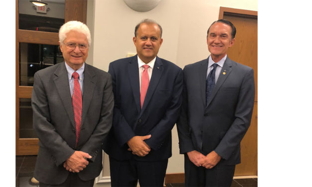 AHEPA and Hellenic Bar Association of CT Briefed by AHI on Greece-USA Relations