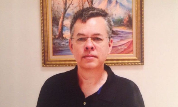 Dr. Anthony J. Limberakis, Commander of the Order of Saint Andrew the Apostle, Archons of the Ecumenical Patriarchate, Applauds the Release of Pastor Andrew Brunson from Turkish Prison