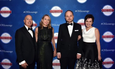 8th Annual Oxi Courage Awards Again Inspireand Showcase the Best of Humanity