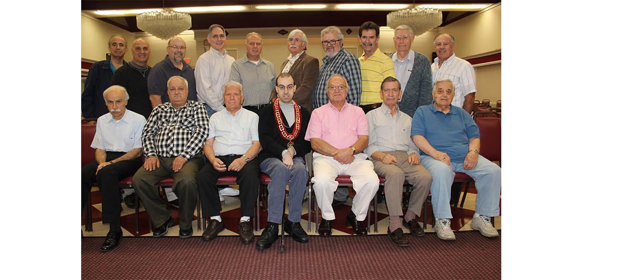 Poughkeepsie Chapter #158 hosts upstate AHEPA Regional Meeting