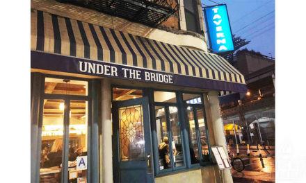 To steki tis pareas: Under the Bridge Taverna, a hidden gem in Sutton Place, NYC