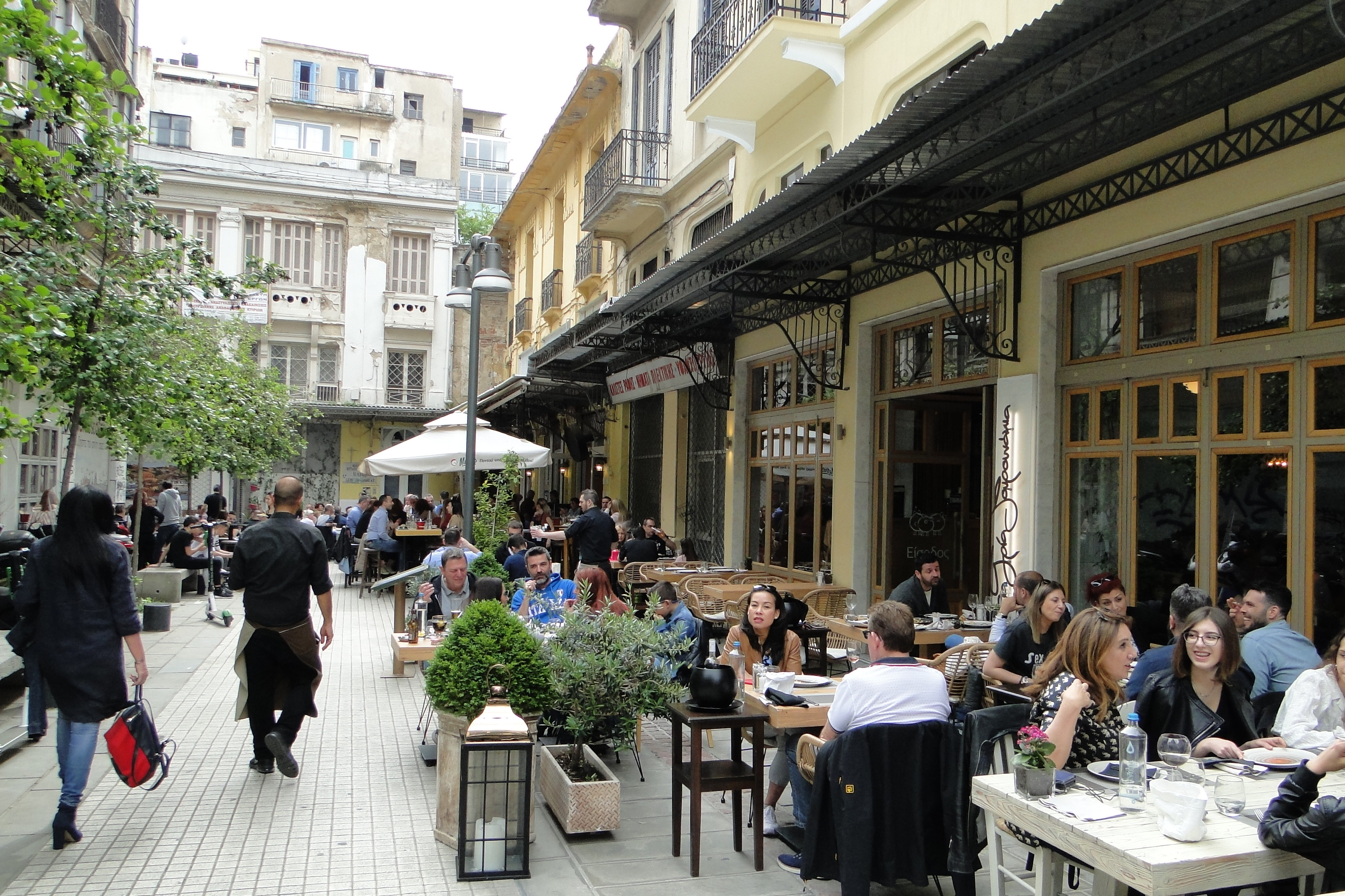 Naturally Thessaloniki is a foodie city - Hellenic News of America