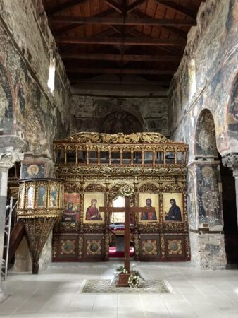 historic frescoes