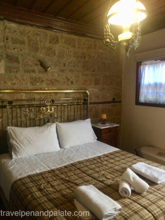 guest room Hotel Hagiati