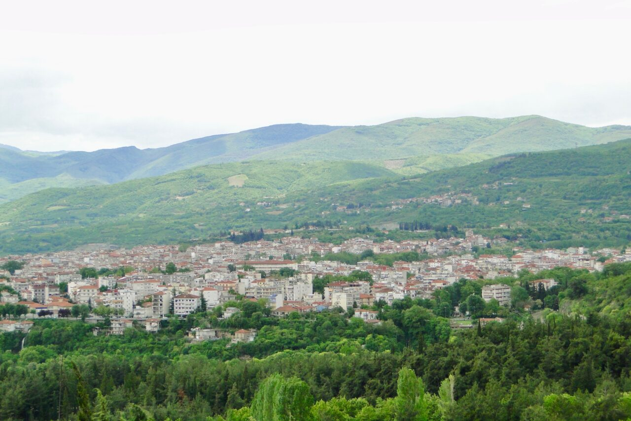 view of Edessa
